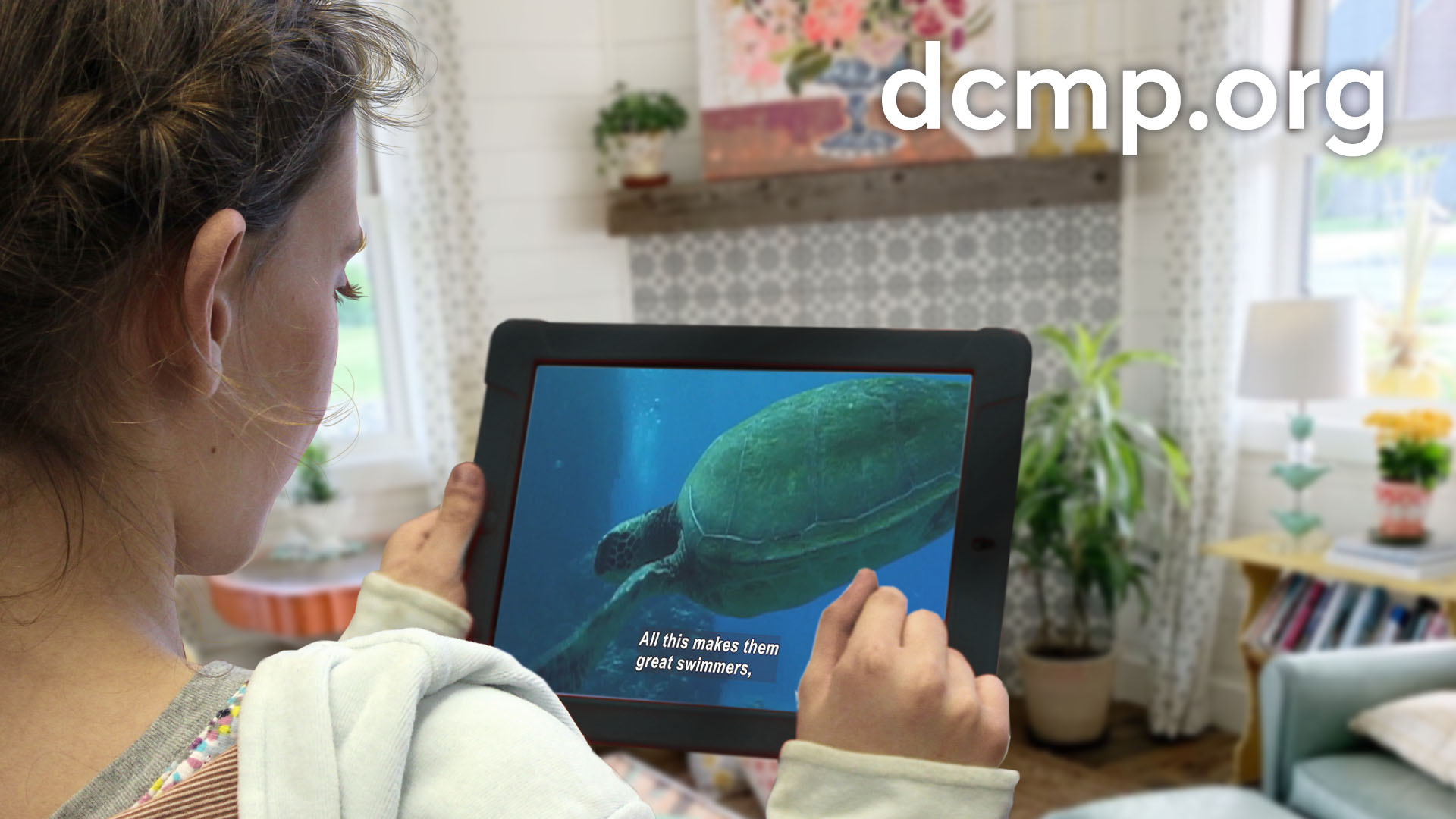 Remote Learning With DCMP Accessible Videos