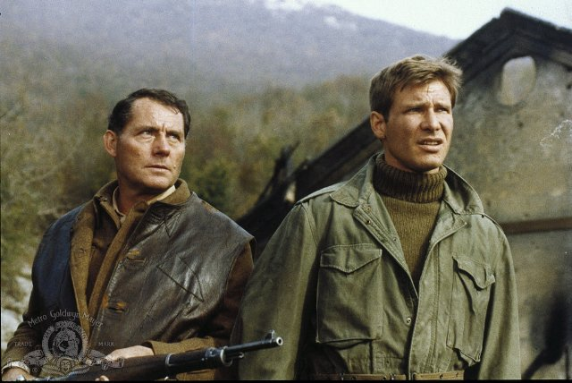 Still from Force 10 From Navarone