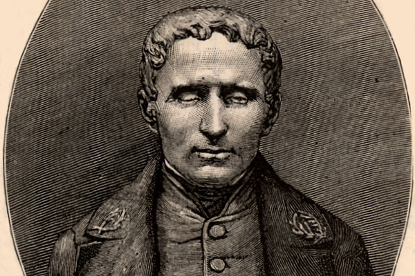 Louis Braille: Humanitarian, Teacher, Inventor, and Friend