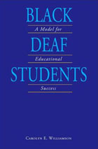 Black Deaf Students