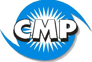 CMP Captioned Media Program logo.