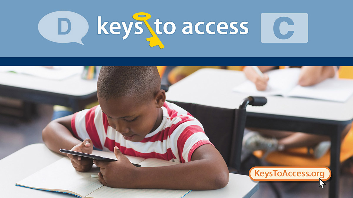 DCMP's Keys to Access