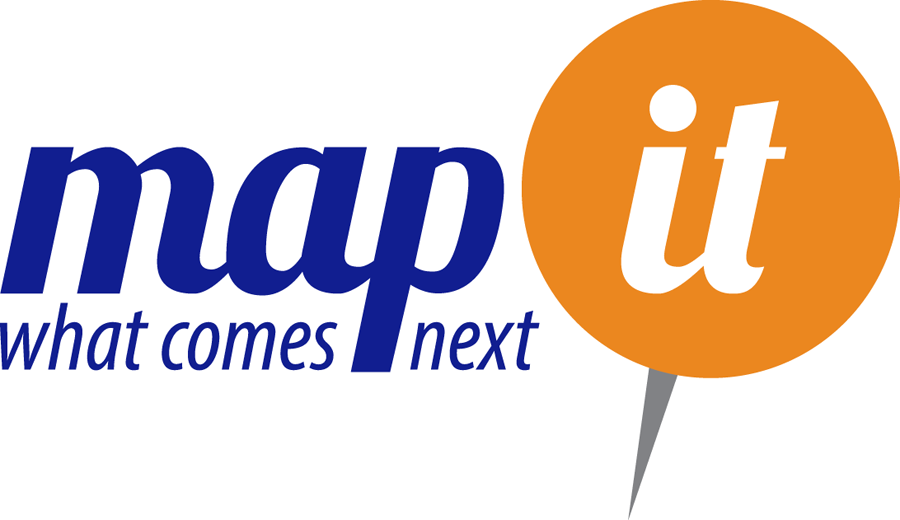 Map It: What Comes Next? logo