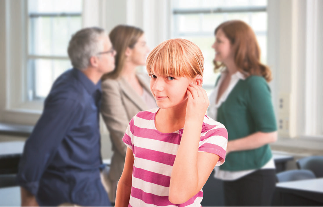 Parents' Vital Supporting Role in Deaf/Hard of Hearing Education