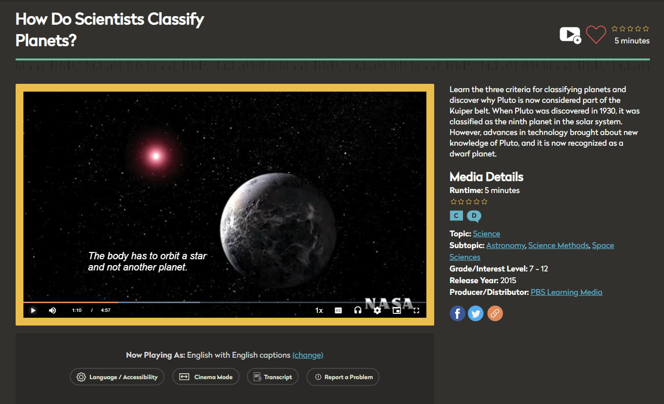 DCMP Implements New Player-Based Captions and Description