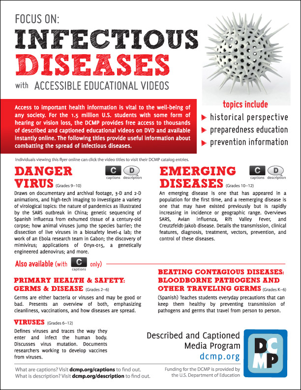 Focus on Infectious Diseases