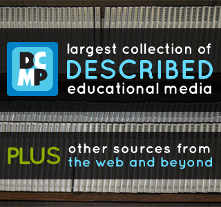 Information about the largest collection of described educational media plus other sources of description on the web and beyond.