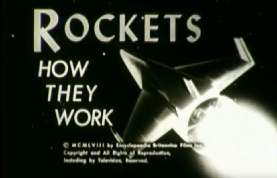 """Rockets: How They Work"""