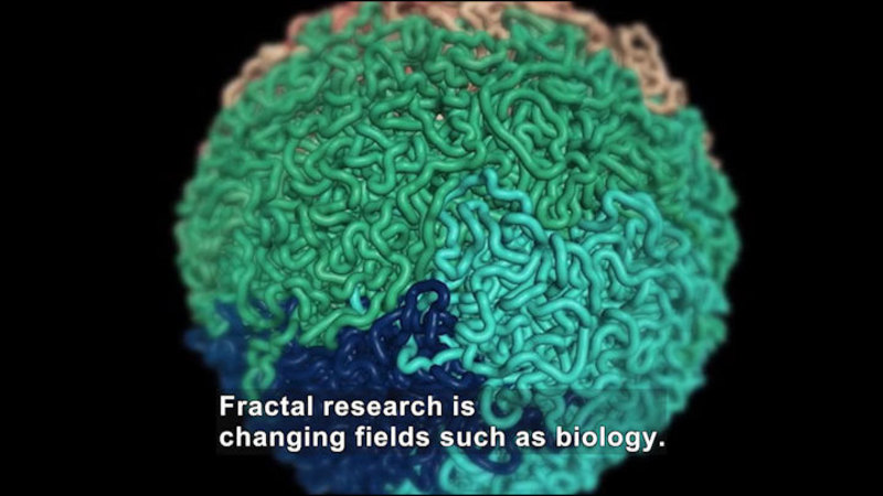 Still image from What Is a Fractal (and What Are They Good for)?