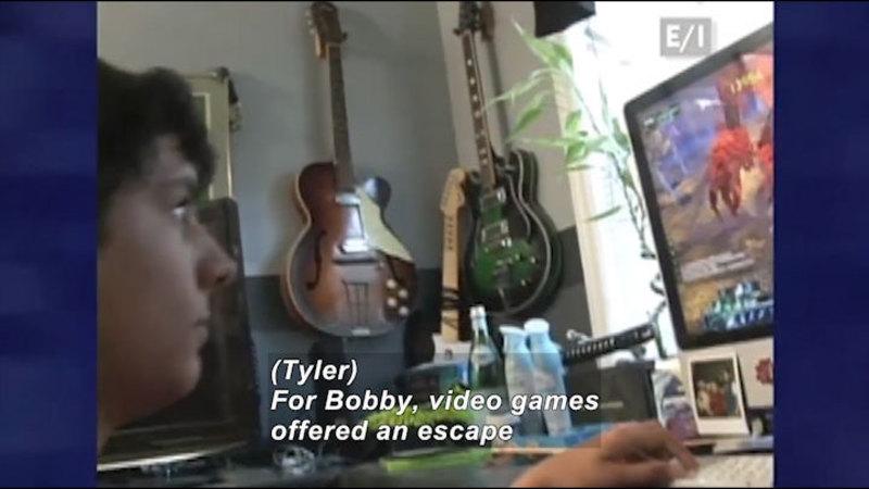 Still image from Teen Kids News (Episode 1048)