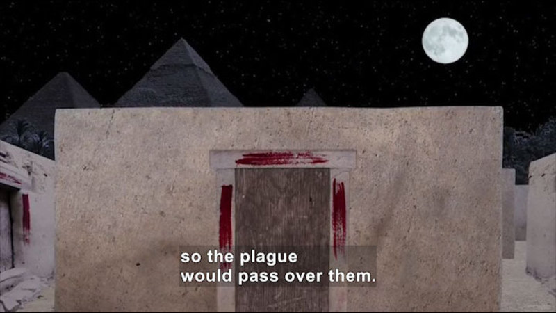 Still image from All About the Holidays: Passover
