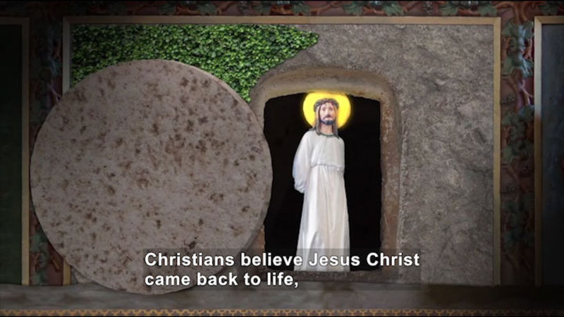 Still image from All About the Holidays: Easter