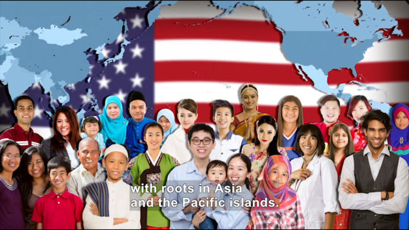 Still image from All About the Holidays: Asian-Pacific American Heritage Month