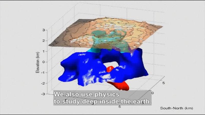 Still image from Meet a Geophysicist: Emilie Hooft