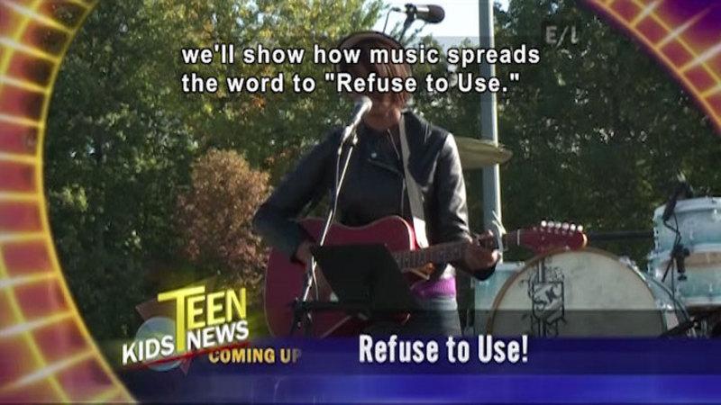 Still image from Teen Kids News (Episode 1429)
