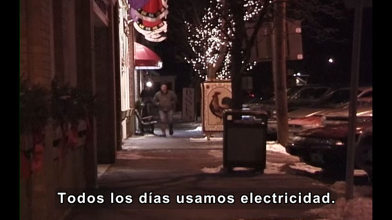 Still image from Electricity (Spanish)
