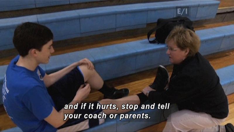 Still image from Teen Kids News (Episode 1434)