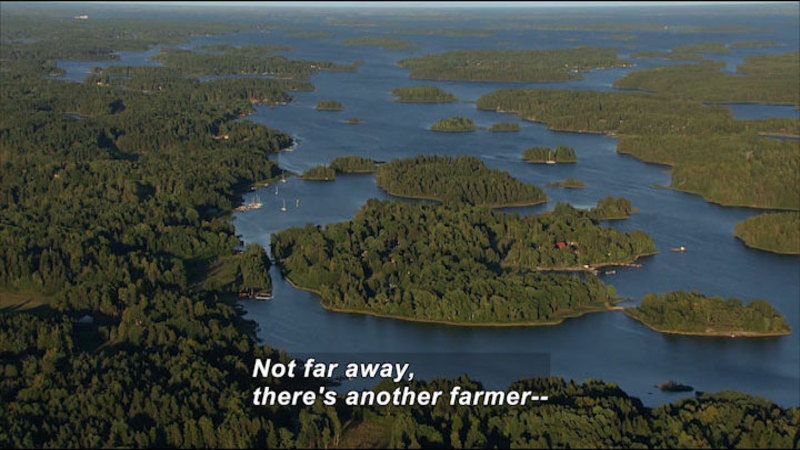 Still image from Stockholm: Sites for Your Eyes