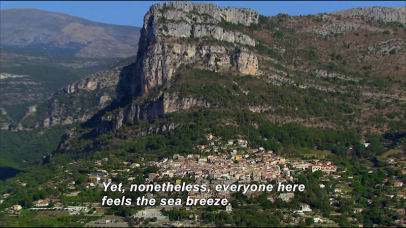 Still image from Alpes Maritimes: Sites for Your Eyes