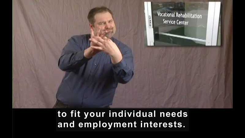 Still image from Introduction to Vocational Rehabilitation
