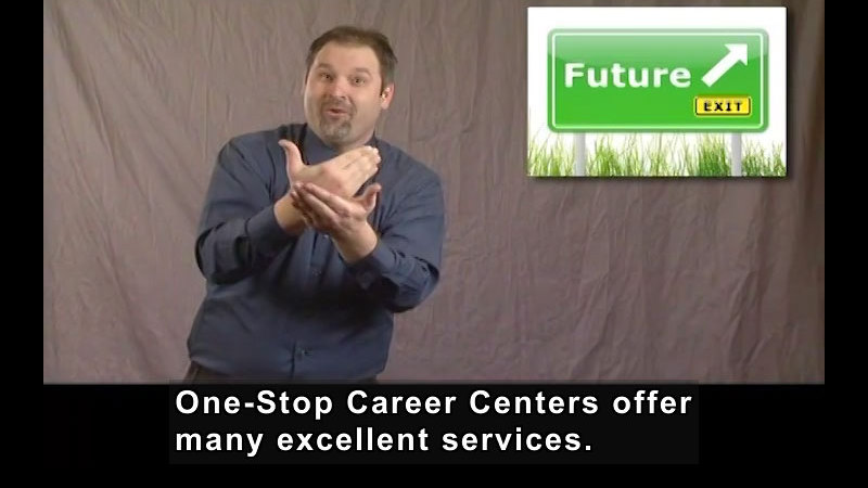 Still image from One-Stop Career Centers
