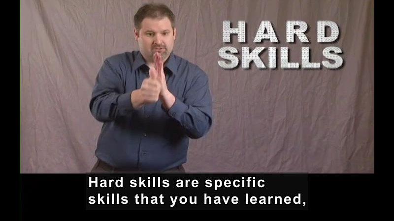 Still image from Soft Skills Hard Skills