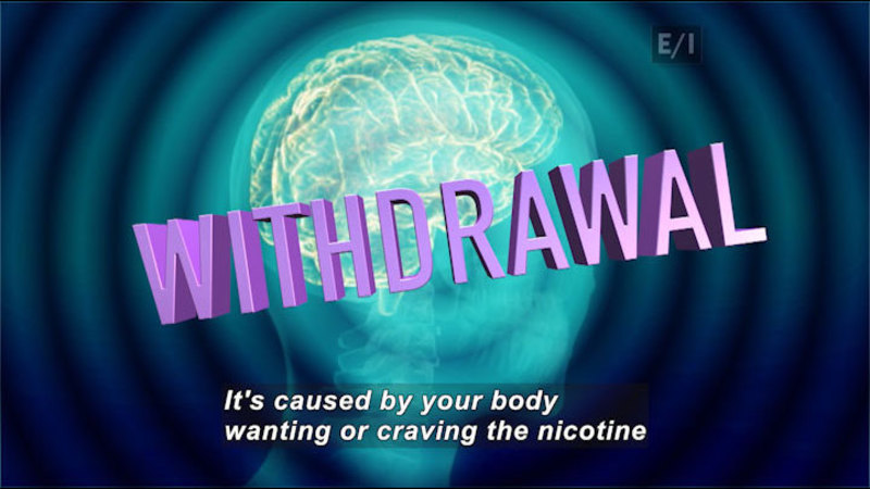 Still image from Teen Kids News: Special on Tobacco (Nicotine Replacement Therapy: Safe for Teens?)