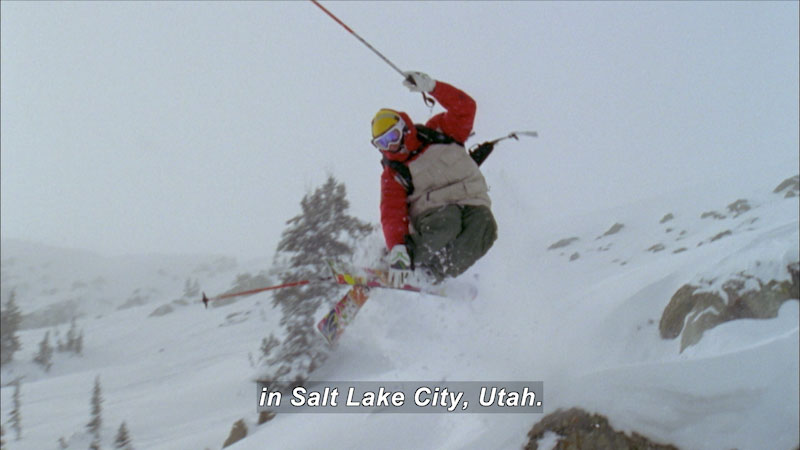 Still image from Travel Thru History: Salt Lake City, UT