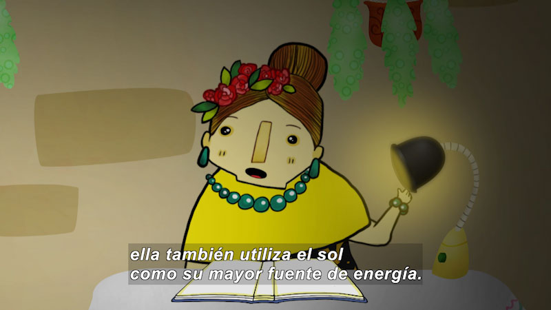 Still image from Eco S.O.S.--Energy (Spanish)