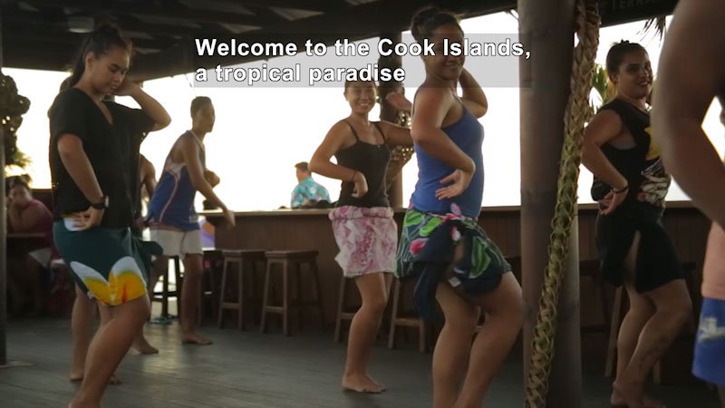 Still image from Bare Feet With Mickela Mallozzi: Dancer of the Year