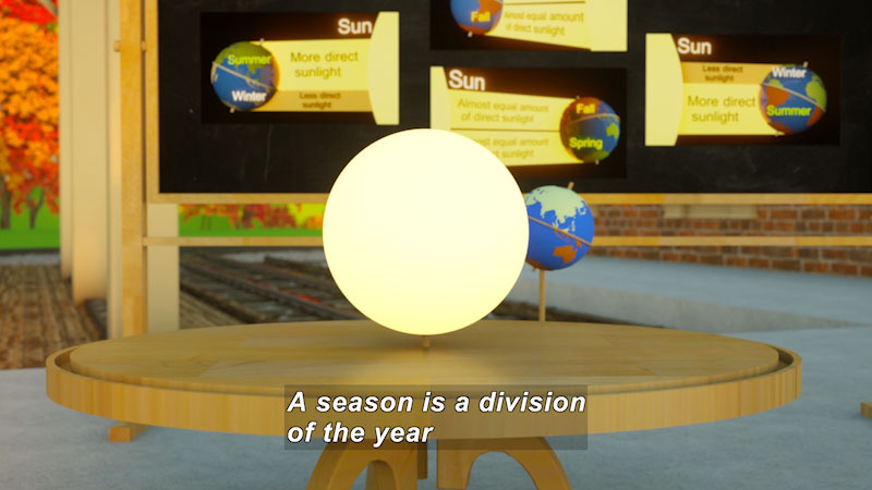 Still image from Coilbook Presents Seasons