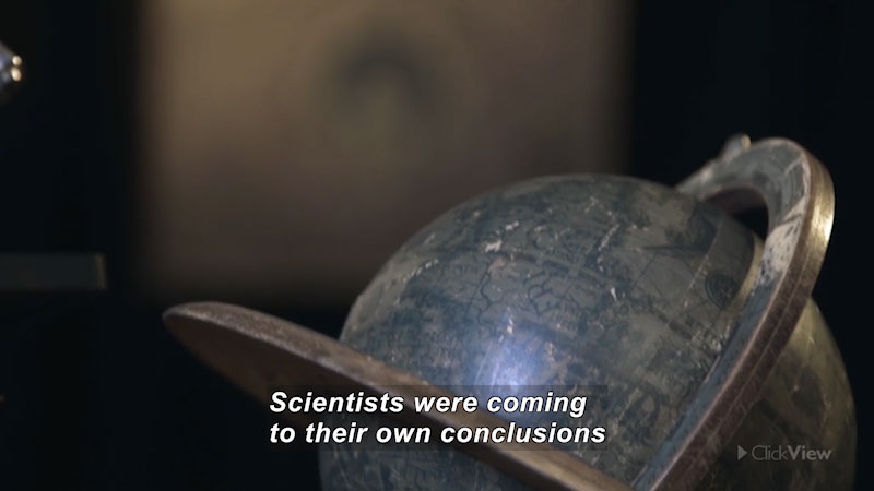 Still image from The Renaissance, Scientific Revolution, and Enlightenment: Civilizations and Ideas