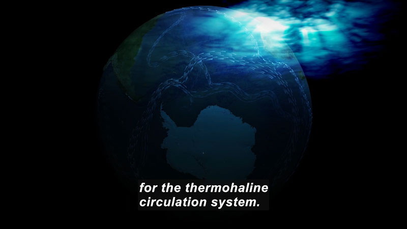 Still image from The Science of Climate (Episode 4)