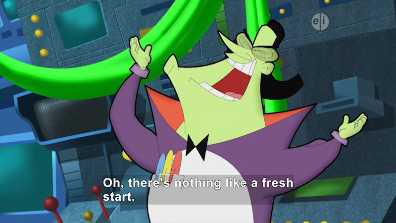 Still image from Cyberchase: A Reboot Eve to Remember