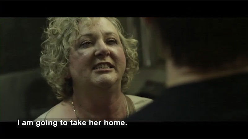 Still image from Stop Traffick