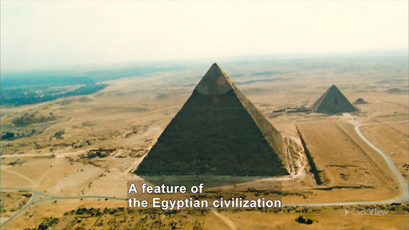 Still image from The Ancient World: Civilizations and Ideas
