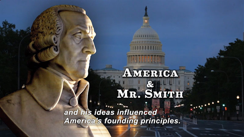 Still image from America & Mr. Smith