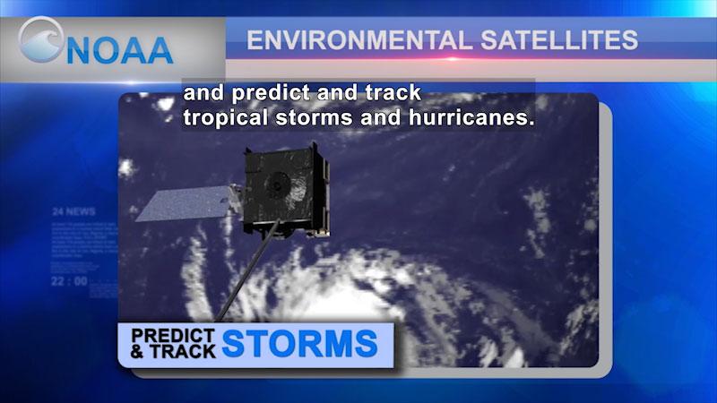 Still image from Satellites
