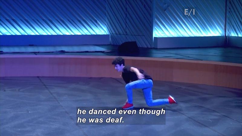Still image from Teen Kids News (Episode 1601)