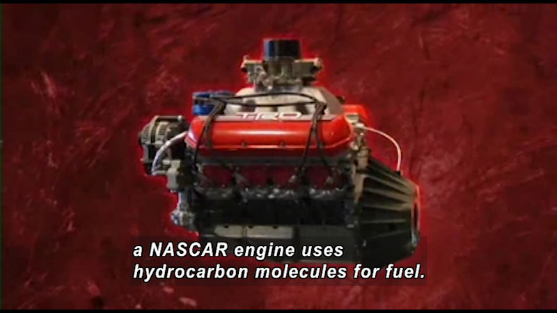 Still image from The Science of Speed: Power
