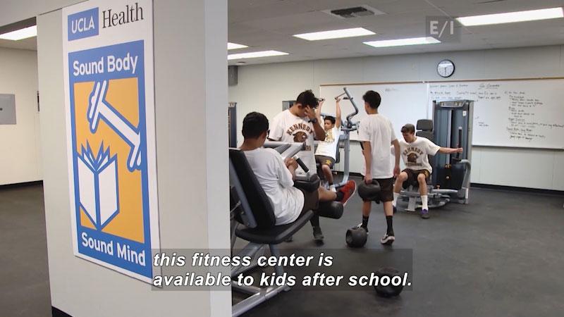 Still image from Teen Kids News (Episode 1604)