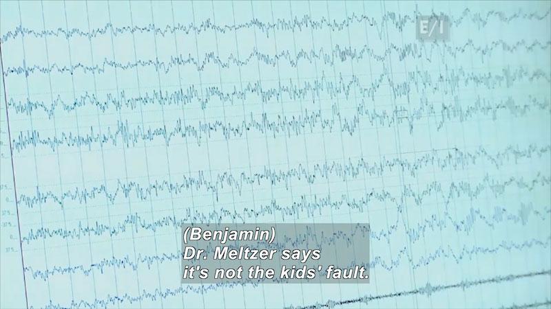 Still image from Teen Kids News (Episode 1609)