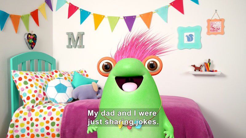 Still image from Marvie's Favorite Kid's Jokes (Part 1)