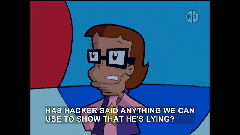 Still image from Cyberchase: True Colors