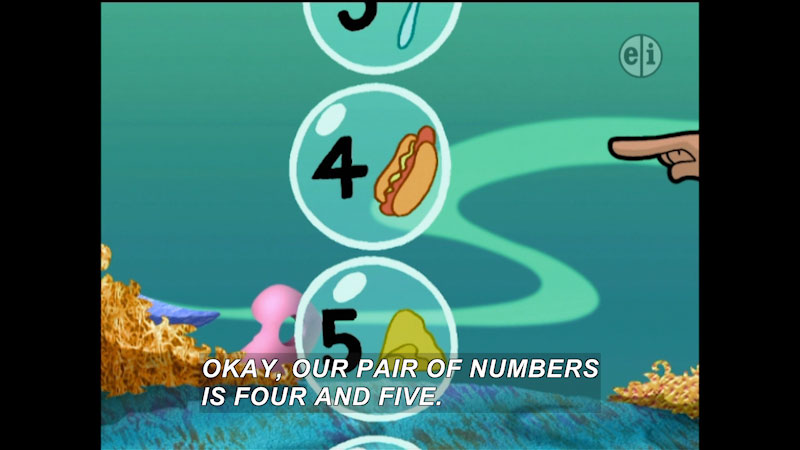 Still image from Cyberchase: The Icky Factor