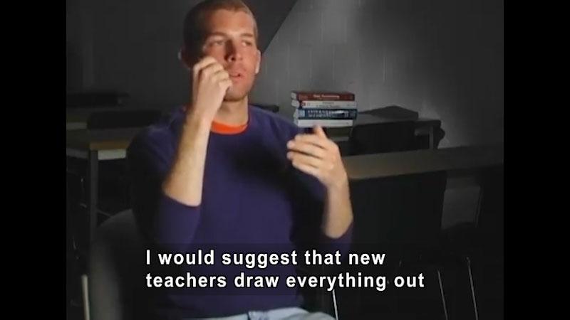 Still image from Teaching & Learning: Teaching Tips (Segment 3)