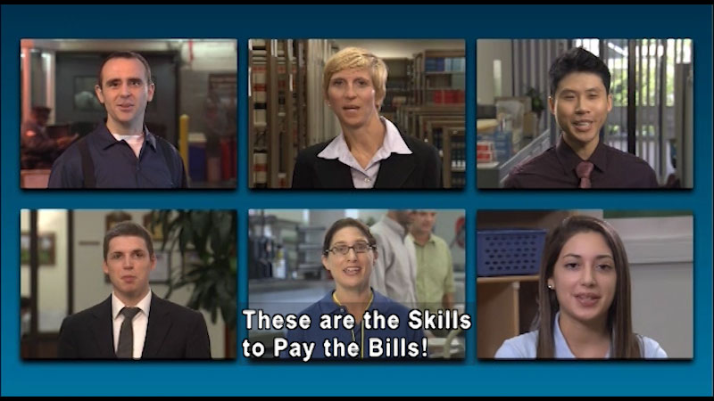 Still image from Mastering Soft Skills for Workplace Success: Soft Skills to Pay the Bills (Synopsis)