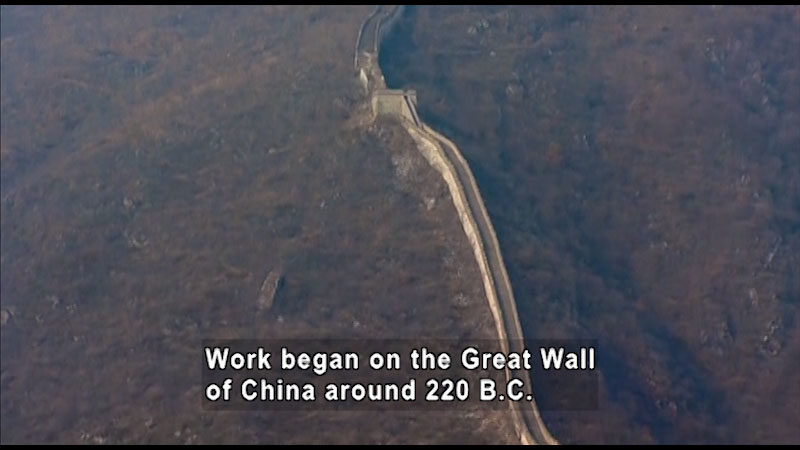 Still image from Around the World: Asia--The Great Wall