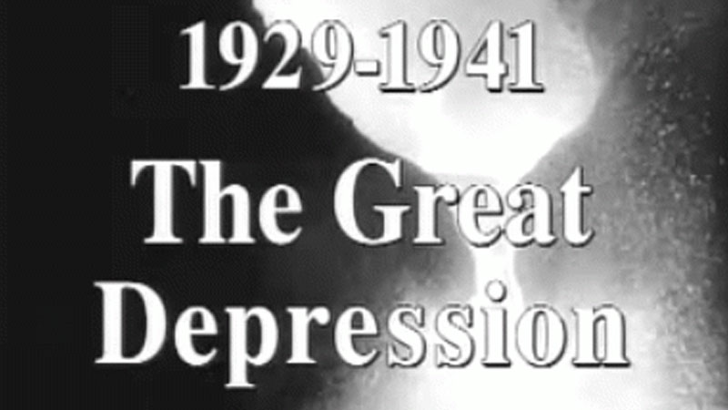 Still image from 1929 - 1941: The Great Depression