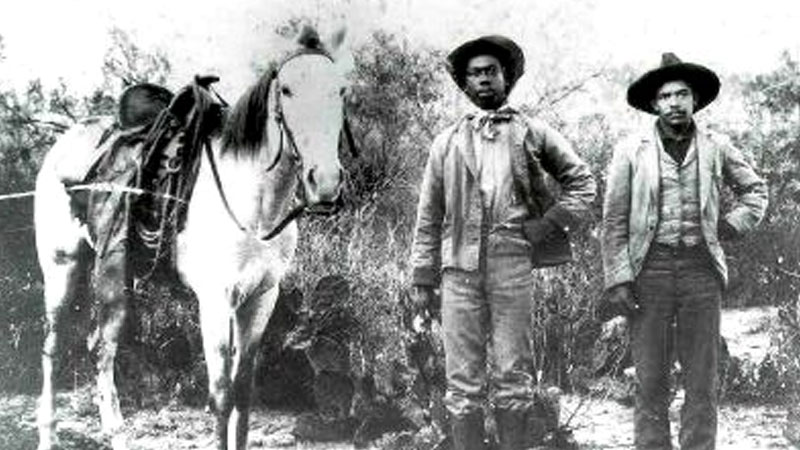 Still image from Heritage Of The Black West